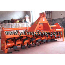 Rotary Cultivator with Compact Structure