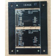Factory Price for 2 Layer Eing Board 4 layer TG170 black solder ENIG PCB export to Poland Supplier