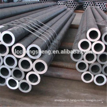factory price API 5L Grade B non-secondary black seamless steel pipe made in China