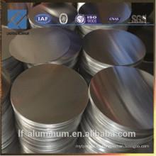 1100 3003 3004 Círculo de Aluminio para Cocinar y Utensilios