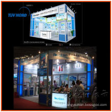 Anson 6*6 exhibition stand factory made in Shanghai