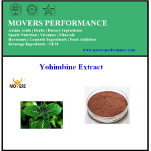 Factory Supply High Quality Yohimbine Extract