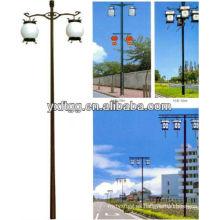 Antiguo, calle, luz, poste