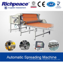 Fully Smoothly Automatic Fabric Cutting Spreader