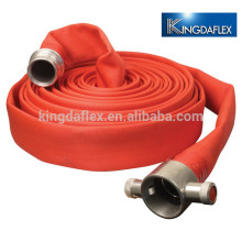 1 inch fire fighting canvas fire hose