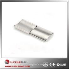 30SH R40Xr30X10mmX45deg Arc Neodymium Magnet