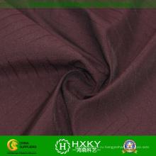 W форма Жаккард с составом ткани полиэфира для куртки