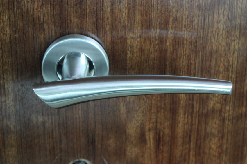 Solid Door Lever Handles