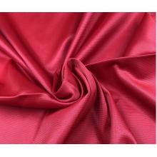 Tissu tricoté en polyester teint par tissu de sportswear de couleur