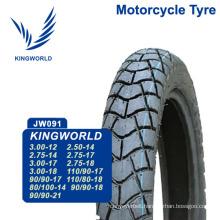 China 110/90-17 Tubeless Motorcycle Tire