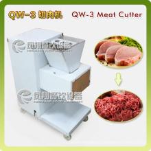 Cortadora de alta calidad de las piezas y de las tiras de la carne fresca