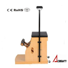 Silla combinada de Pilates Equipment con cuatro resortes