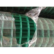 50 * 50 mm de PVC de recubrimiento de malla de alambre de Holanda para la construcción
