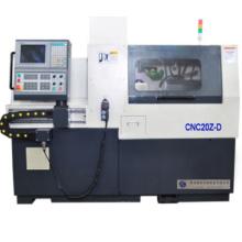 Torno CNC tipo suizo CNC20z-D con Ce