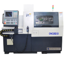 Horizontal Swiss Type CNC Lathes CNC20z-D with Ce