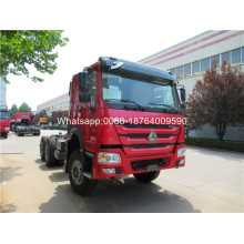Sinotruk Technology 4x2 336hp شاحنة جرار