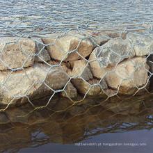 Malha de arame hexagonal para colchão Reno