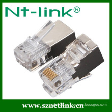 STP RJ11 telephone modular plugs