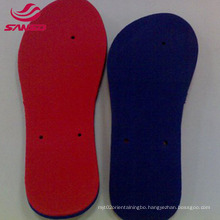 new design high quality Color EVA slipper soles