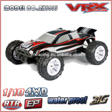 1/10th Scale Electric Powered RTR Brushless Truck, 4WD RC High Speed Remote Control Car