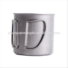 200ml Tasse de titane pure à l'extérieur ou à la maison