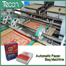 Pasted Valve Multiwall Paper Bags Making Machine