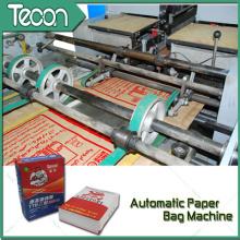 Pasted Valve Multiwall Papier Taschen Making Machine
