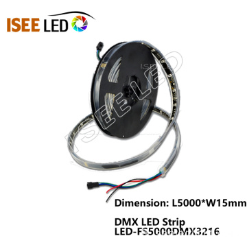 DMX LED Linéaire bande bande Light Madrix Compatible