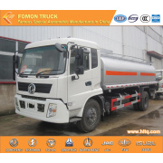 Dongfeng 4x2 Refuelling Fuel Tanker Truck Capacity 10000L