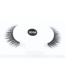 Hand Made Custom Eyelash Box 3D 5D 25mm Faux Mink Strip Eyelashes