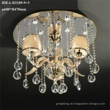 Kristallhochzeit Beleuchtung Dekorationen hängenden Kronleuchter