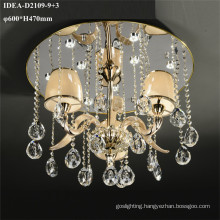 crystal wedding lighting decorations hanging chandelier