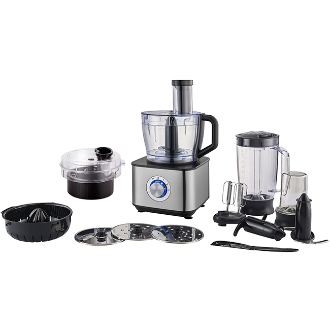 Best heavy duty 11 cup multi-function food processors