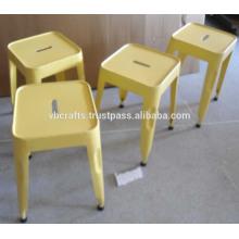 Industriehocker Gelbe Farbe