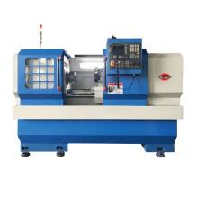 Japanese mazak cnc lathe automatic bar feeder slant bed cnc lathe machine turning STC36