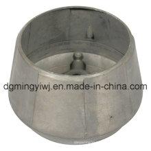 Productos de fundición a presión de aleación de zinc llamada Zc9000 con designación profesional hecha en Dongguan