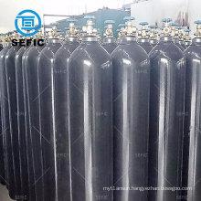 Good Quality ISO9809-1 Standard 40L 150bar Steel Nitrogen Cylinder