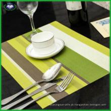 Variaty Colors Waterproof PVC Placemat