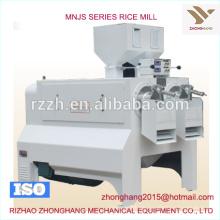 MNJSx2 tipo máquina de molino de arroz precio