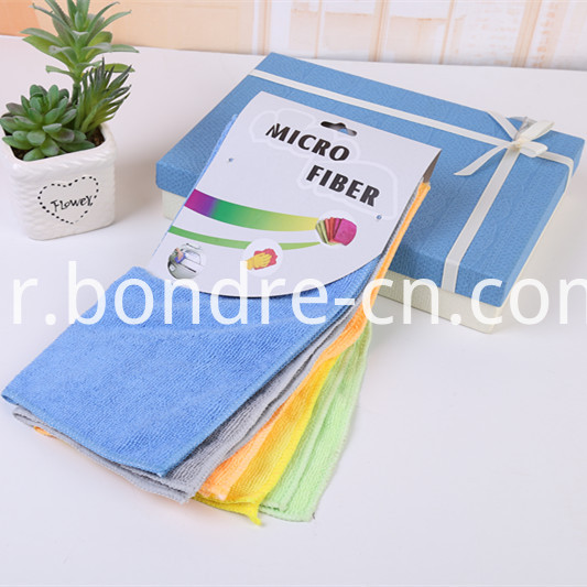 Microfiber Cleaning Towels Set (1)