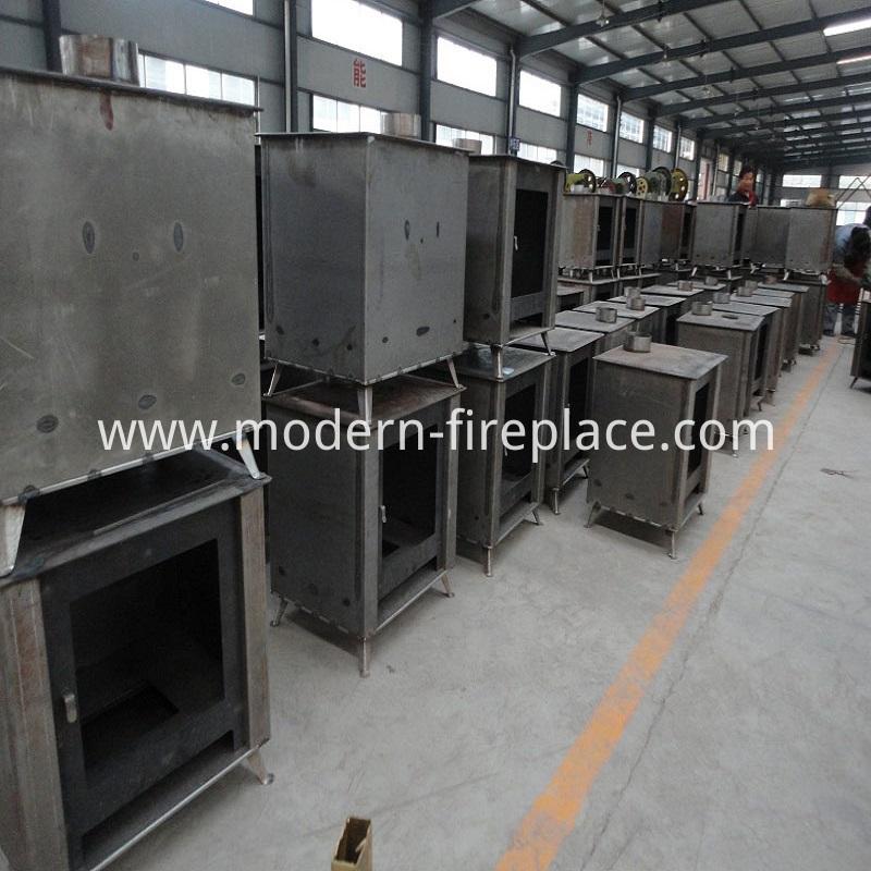 Wood Heaters Burning