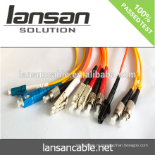 LANSAN высокоскоростной 6-ти осевой одномодовый волоконно-оптический кабель с волоконно-оптическим кабельным барабаном
