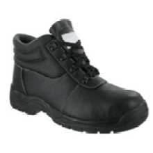 Ufb018 Black Indusrial Mining Safety Shoes