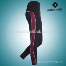 Fornecedor ativo das cangas da ioga do desgaste do comprimento completo profissional feito sob encomenda da mulher