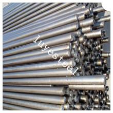 Barre polie ronde en acier inoxydable Toutes sortes de matériaux