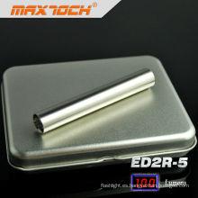 Maxtoch ED2R-5 antorcha regalo LED Mini recargable linterna