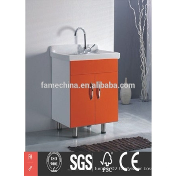 2015 new fashional design modern laundry basket cabinet