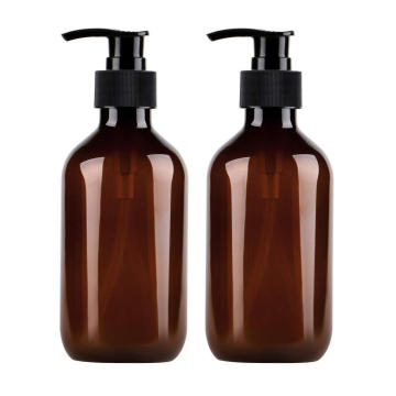 Plastic liquid soap hand black lotion pump
