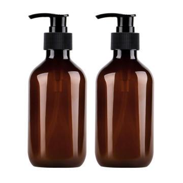 Plastic liquid soap hand black lotion pump