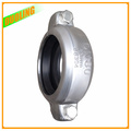 Ss316 Victaulic with Ss316 Nut Natural Rubber Ring Bolted Clamp